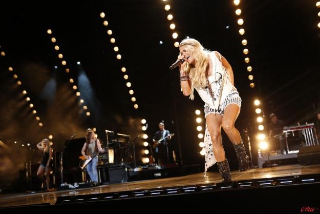 Carrie Underwood LP Field Day 4 - CountryMusicIsLove