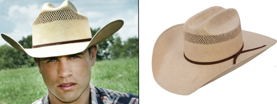 Get The Look  Dustin Lynch s Resistol Cowboy Hat Sounds Like Nashville d167430c197