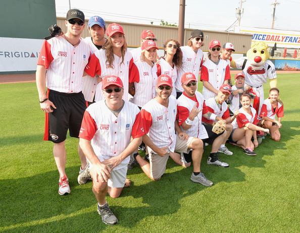 Grand Ole Opry team Softball Game - CountryMusicIsLove