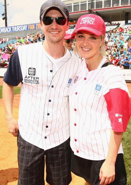 Greg Bates Maggie Rose Softball Game - CountryMusicIsLove