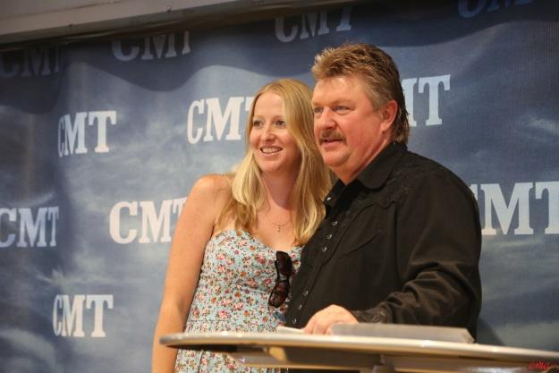 Jo Diffie - 2013 CMA Fest - CountryMusicIsLove