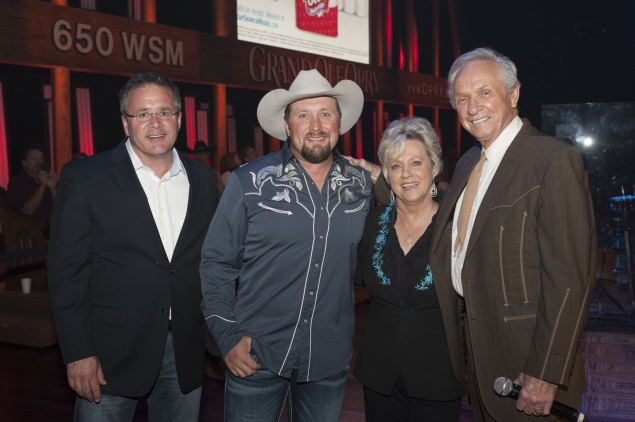 Tate Stevens Makes Grand Ole Opry Debut
