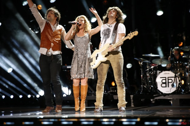 The Band Perry LP Field Day 4 - CountryMusicIsLove