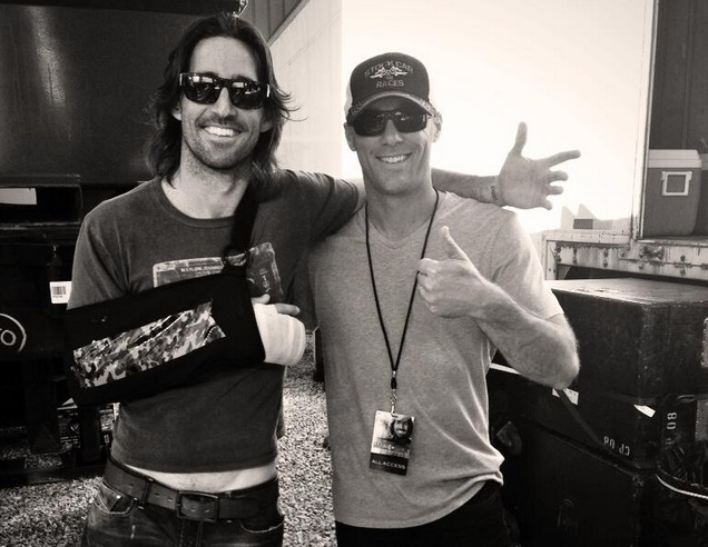 Jake Owen Kevin Harvick - CountryMusicIsLove