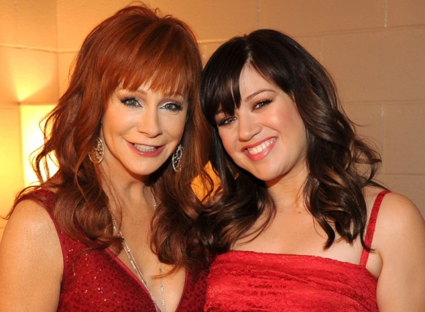 Reba and Kelly Clarkson - CountryMusicIsLove