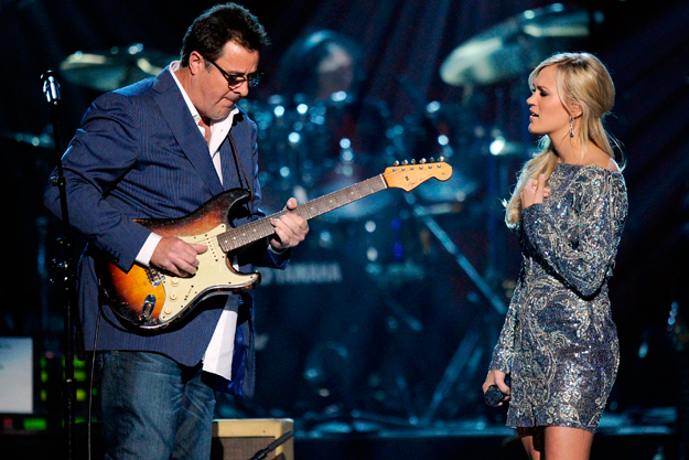Carrie Underwood and Vince Gill Among 2013 Inspirational Country Music Awards Finalists