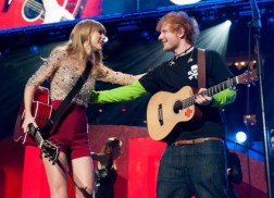 Taylor Swift's Tour Mate Ed Sheeran Shares Love for Country Music