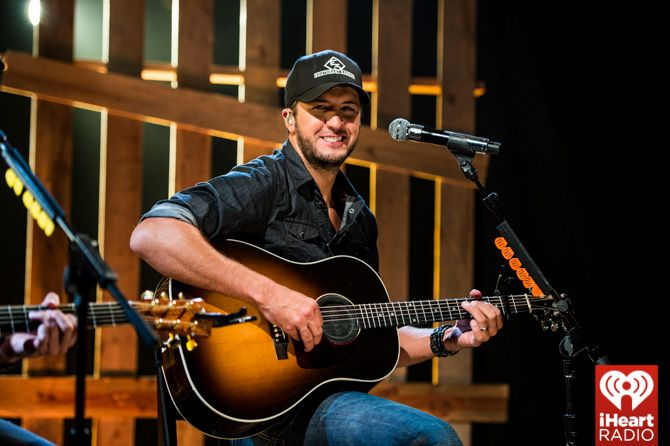 Recap: Luke Bryan's Album Release Party at the iHeartRadio Theater in New York City