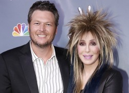 Blake Shelton Selects Cher as 'Team Blake' Mentor on Upcoming Season of 'The Voice'