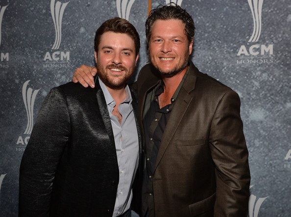 Chris Young - Blake Shelton - - ACM Honors- CountryMusicIsLove
