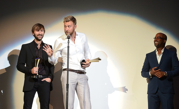 Dave Haywood, Charles Kelley - Darius Rucker - ACM Honors- CountryMusicIsLove