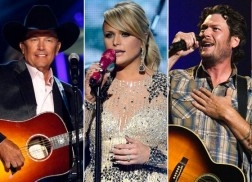 George Strait, Miranda Lambert, Blake Shelton & More Added to Sold-Out George Jones Tribute Concert