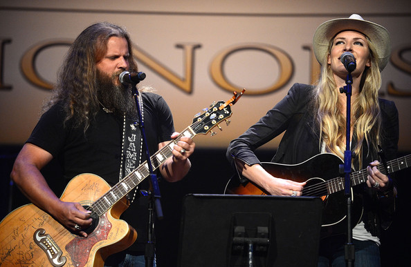 Jamey Johnson - Holly Williams - ACM Honors- CountryMusicIsLove