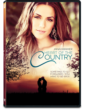 Jana Kramer - Heart of the Country - CountryMusicIsLove