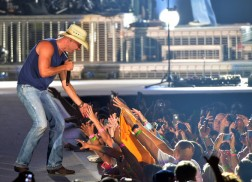 Kenny Chesney To Play First-Ever Concert At Jordan-Hare Stadium
