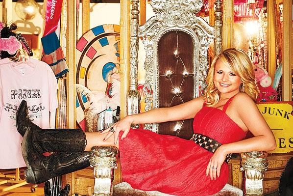77e85c7f47 Miranda Lambert Talks Pink Pistol
