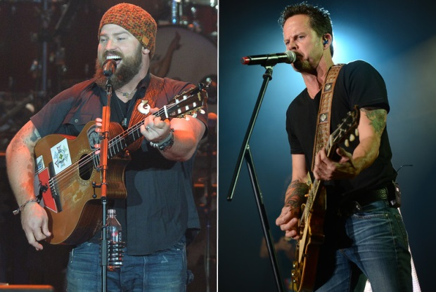 Zac Brown and Gary Allan Express Distaste for Contemporary Country Music