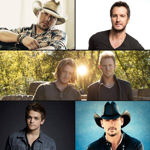 CMT Artists of the Year 2013