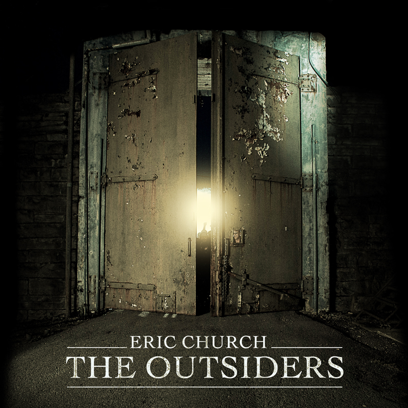 Eric Church - The Outsiders - CountryMusicIsLove
