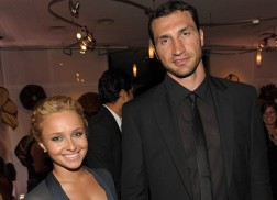 Report: Hayden Panettiere Expecting First Child With Fiancé Wladimir Klitschko