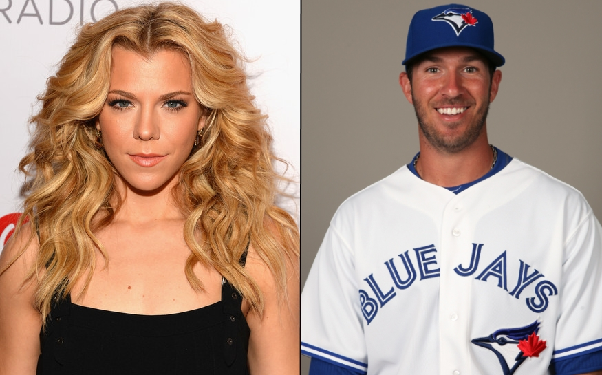 Kimberly Perry, J.P. Arencibia