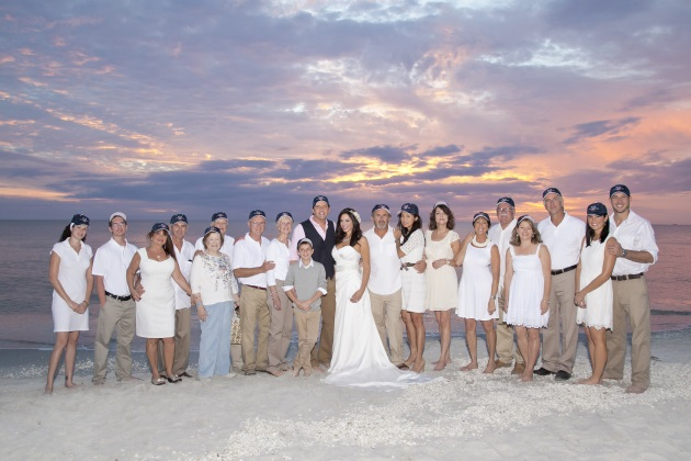Rodney Atkins and Rose Falcon Wedding