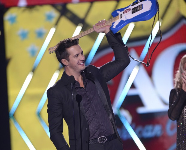 Luke Bryan - 2013 American Country Awards