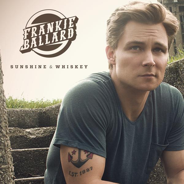 Frankie Ballard - Sunshine & Whiskey cover art -