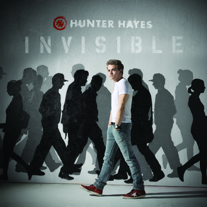 Hunter Hayes - Invisible