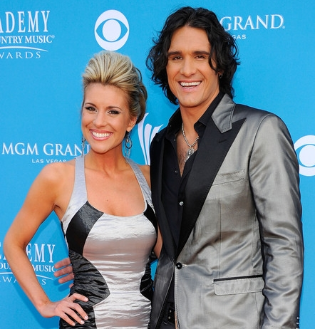 Joe Nichols and Wife, Heather