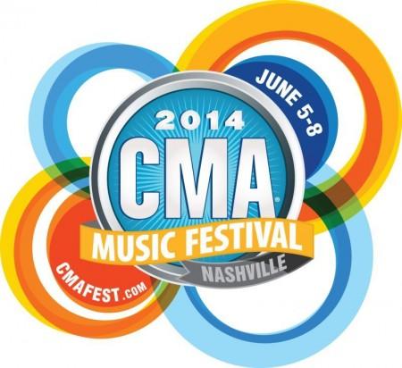 2014 CMA Music Festival logo