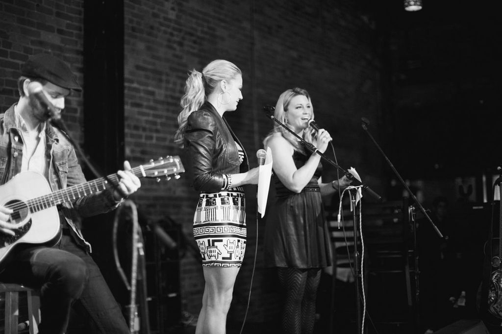 Brenna Mader - Kelly Sutton - 5th Annual CMIL Benefit - CountryMusicIsLove
