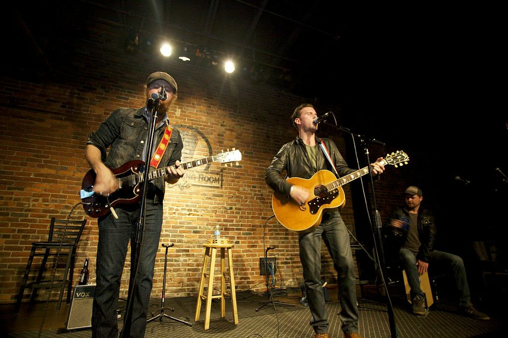 Brothers Osborne - 5th Annual CMIL Benefit - CountryMusicIsLove
