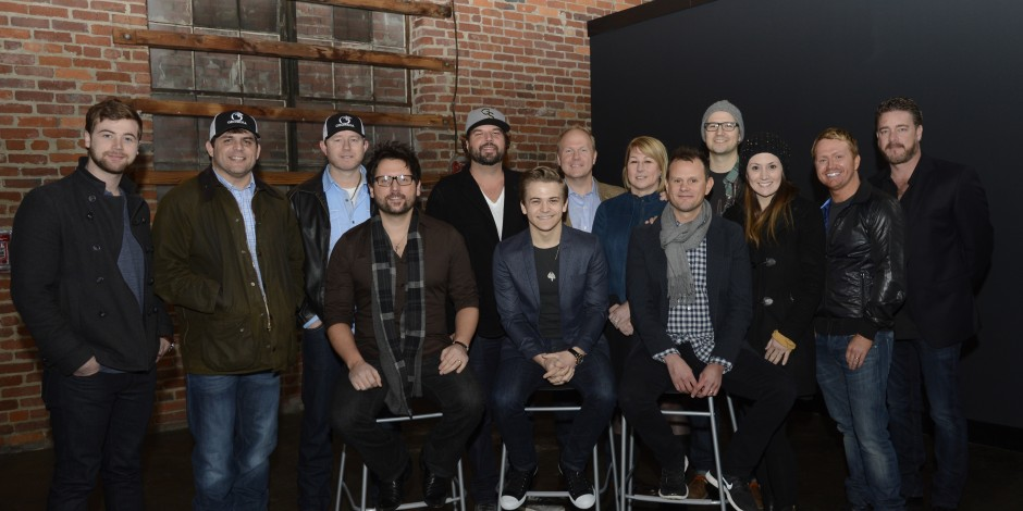 CMA Presents Triple Play Awards at Fifth Annual Songwriters Luncheon