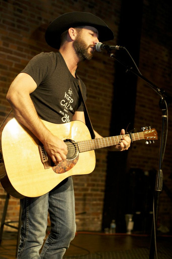 Craig Campbell  - 5th Annual CMIL Benefit - CountryMusicIsLove