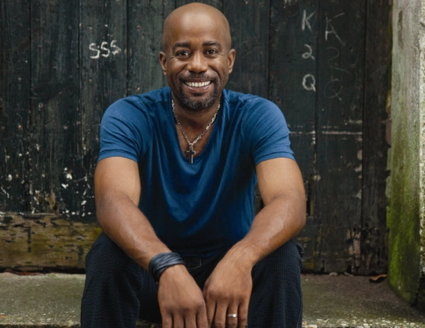 Darius Rucker Reveals Fifth Annual 'Darius and Friends' Concert Lineup