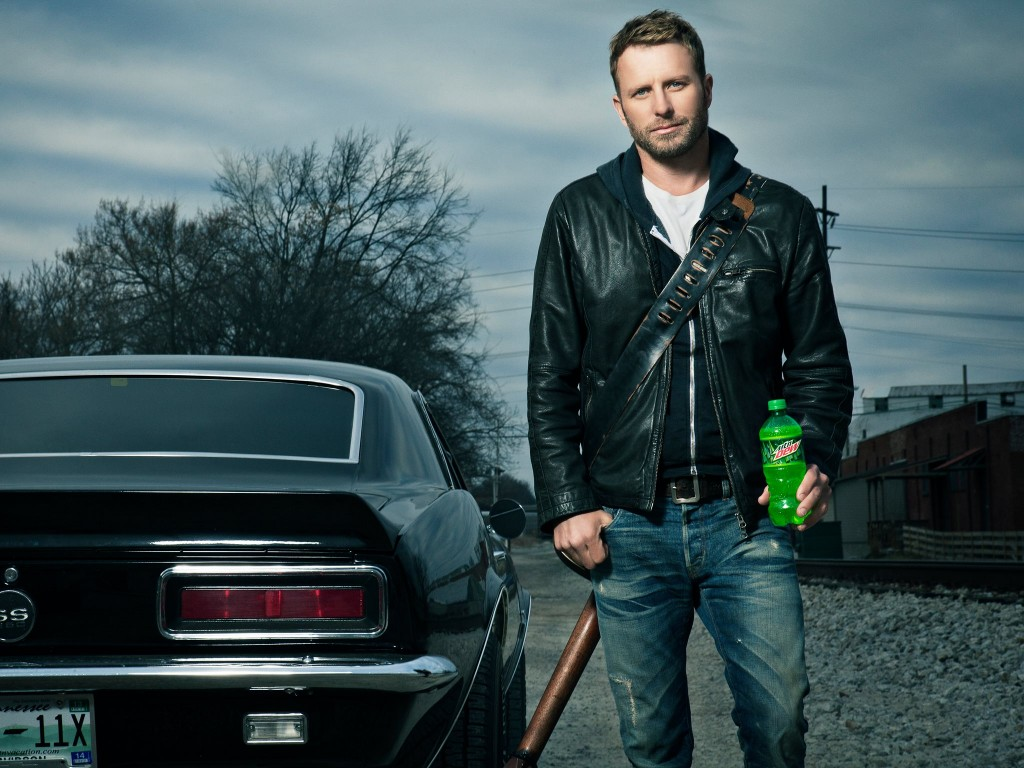 Dierks Bentley And Mountain Dew Team Up For Riser Tour
