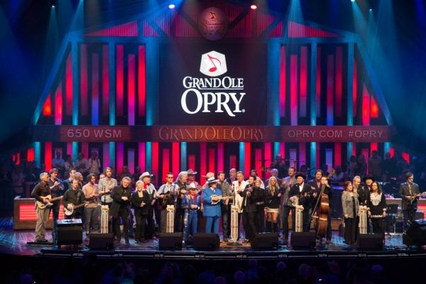 Grand Ole Opry Kicks Off Celebration of 40 Years of Music At The Grand Ole Opry House