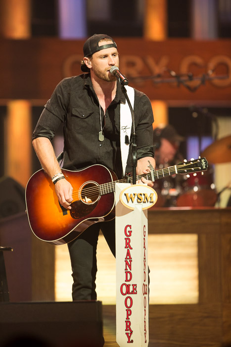Chase Rice Opry debut - CountryMusicIsLove