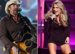 Toby Keith & Carrie Underwood Among Early ACM Award Winners
