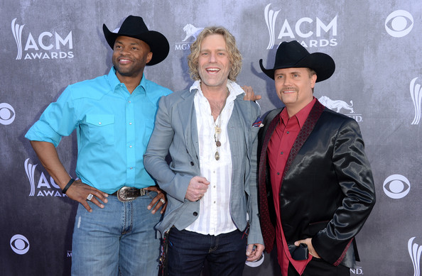 Big and Rich, Cowboy Troy - 49th Annual ACM Awards - CountryMusicIsLove