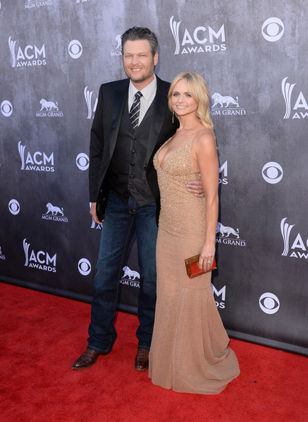 Blake Shelton, Miranda Lambert - 49th Annual ACM Awards - CountryMusicIsLove