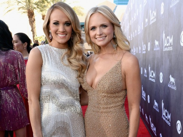 Miranda Lambert and Carrie Underwood To Perform 'Somethin' Bad' at the 2014 CMT Music Awards