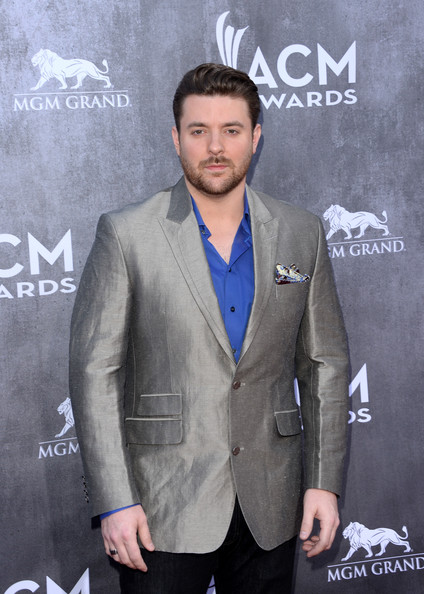 Chris Young - 49th Annual ACM Awards - CountryMusicIsLove