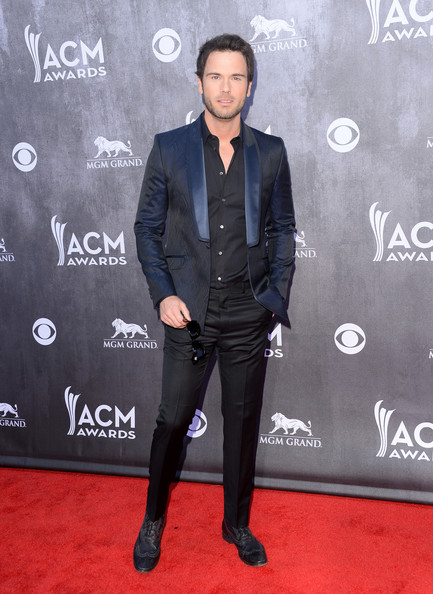 Chuck Wicks - 49th Annual ACM Awards - CountryMusicIsLove
