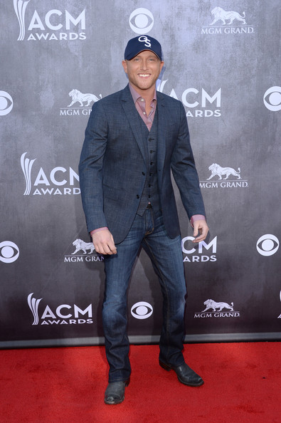 Cole Swindell - 49th Annual ACM Awards - CountryMusicIsLove