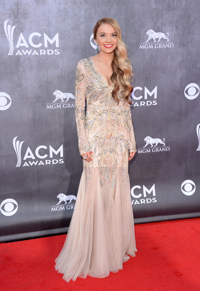 Danielle Bradbery - 49th Annual ACM Awards - CountryMusicIsLove