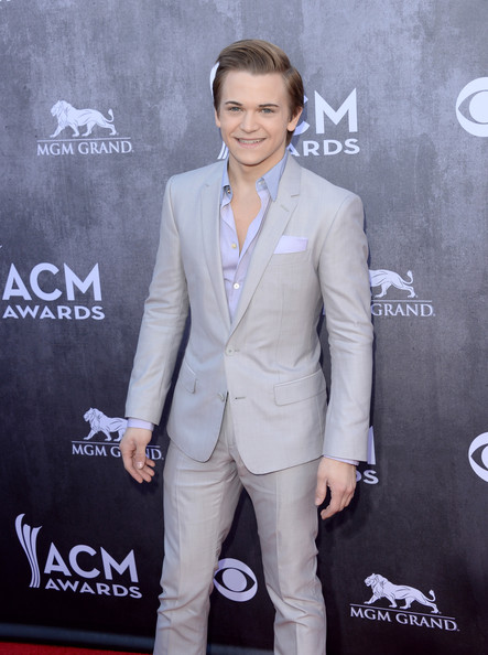 Hunter Hayes - 49th Annual ACM Awards - CountryMusicIsLove