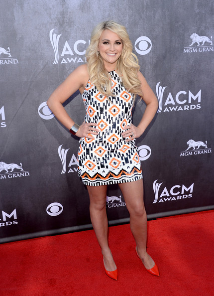 Jamie Lynn Spears - 49th Annual ACM Awards - CountryMusicIsLove