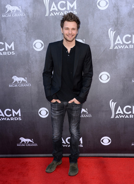 Joel Crouse - 49th Annual ACM Awards - CountryMusicIsLove
